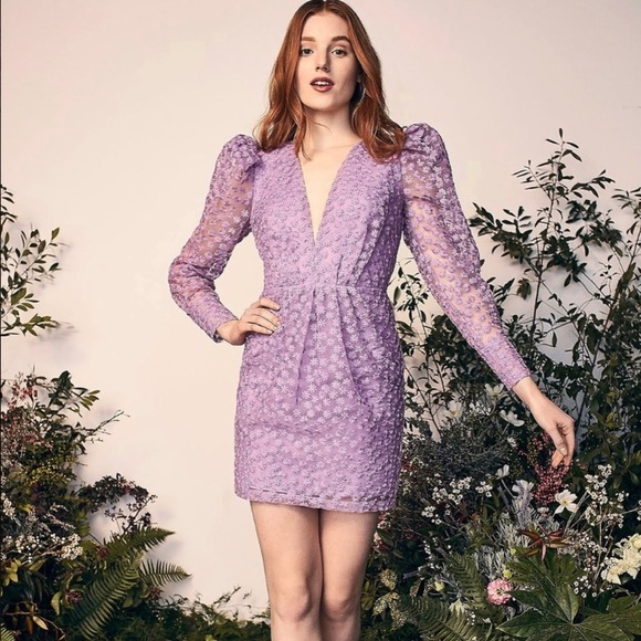 Happy X Nature Moonlight Embroidered Dress - Small